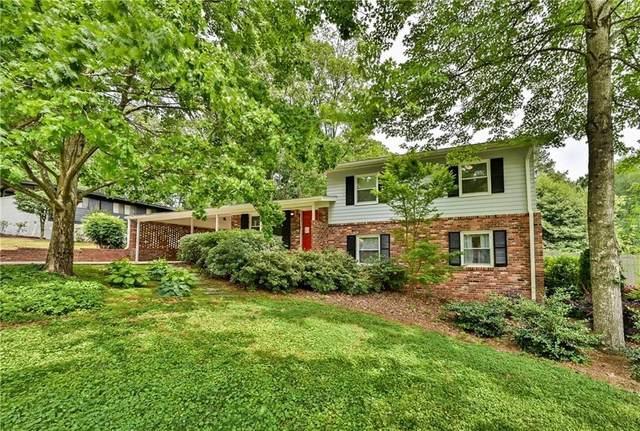 3383 Campbell Road, Smyrna, GA 30080 (MLS #6734541) :: North Atlanta Home Team