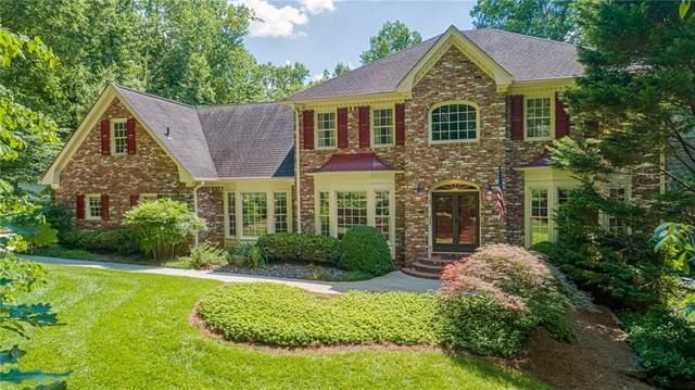 7980 Spalding Hills, Sandy Springs, GA 30350 (MLS #6734577) :: North Atlanta Home Team