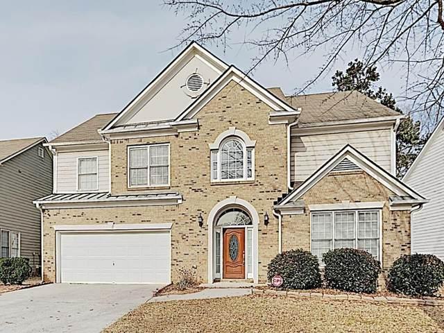 1985 Barrett Knoll Circle, Kennesaw, GA 30152 (MLS #6734597) :: Kennesaw Life Real Estate