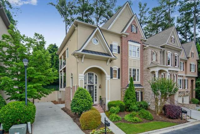 1922 Saxon Valley Circle NE, Brookhaven, GA 30319 (MLS #6734611) :: North Atlanta Home Team