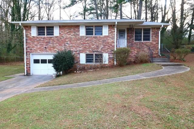128 Hurt Drive, Smyrna, GA 30082 (MLS #6734612) :: North Atlanta Home Team