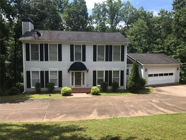 2453 Basin Court, Gainesville, GA 30506 (MLS #6734613) :: The Heyl Group at Keller Williams