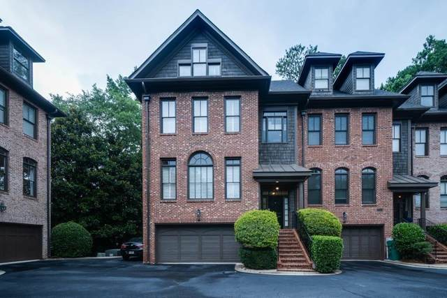 4222 Rickenbacker Drive #9, Atlanta, GA 30342 (MLS #6734615) :: The Hinsons - Mike Hinson & Harriet Hinson