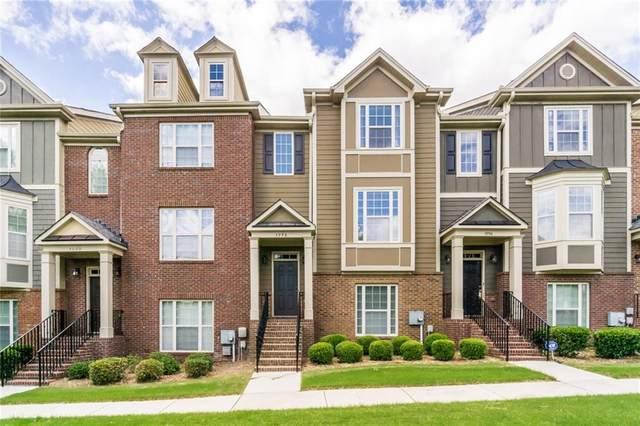 3998 Llewellin Lane SW #23, Smyrna, GA 30082 (MLS #6734633) :: North Atlanta Home Team