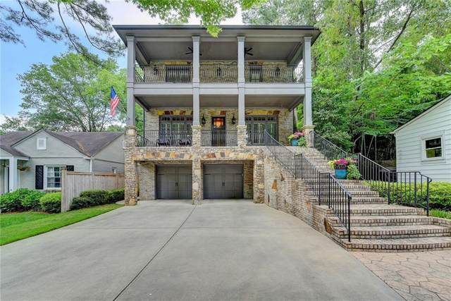 1198 Thornwell Drive NE, Brookhaven, GA 30319 (MLS #6734706) :: North Atlanta Home Team