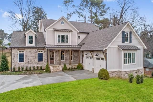 3805 W Lane Drive SE, Smyrna, GA 30080 (MLS #6734722) :: North Atlanta Home Team