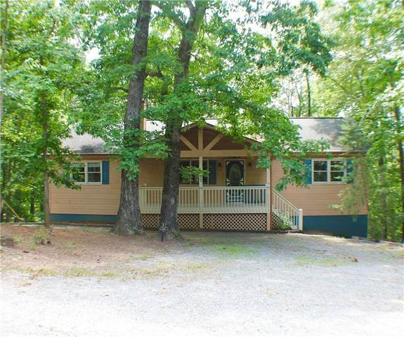 27 Chickasaw Court, Ellijay, GA 30540 (MLS #6734732) :: The Heyl Group at Keller Williams