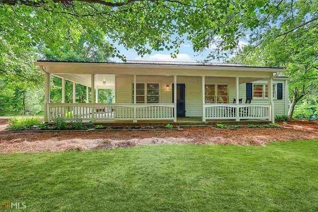 266 Ball Ground Road, Ball Ground, GA 30052 (MLS #6734741) :: Path & Post Real Estate