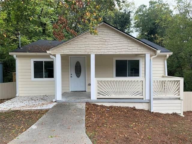 1600 Ezra Church Drive NW, Atlanta, GA 30314 (MLS #6734838) :: The Hinsons - Mike Hinson & Harriet Hinson