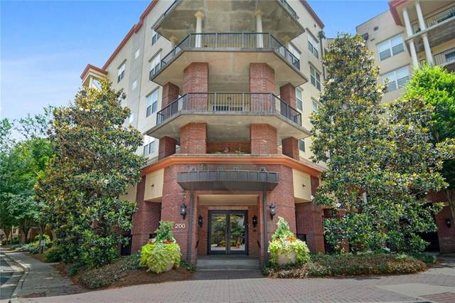 200 River Vista Drive #718, Atlanta, GA 30339 (MLS #6734871) :: KELLY+CO