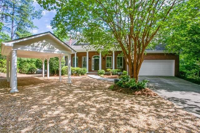 6361 Chesla Drive, Gainesville, GA 30506 (MLS #6734891) :: North Atlanta Home Team