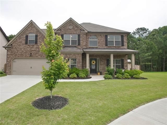 367 Baymist Drive, Loganville, GA 30052 (MLS #6734926) :: North Atlanta Home Team