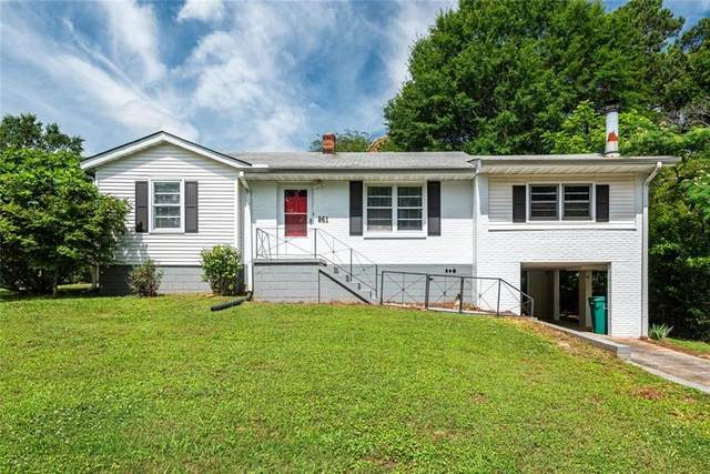 861 Mclinden Avenue SE, Smyrna, GA 30080 (MLS #6735031) :: North Atlanta Home Team