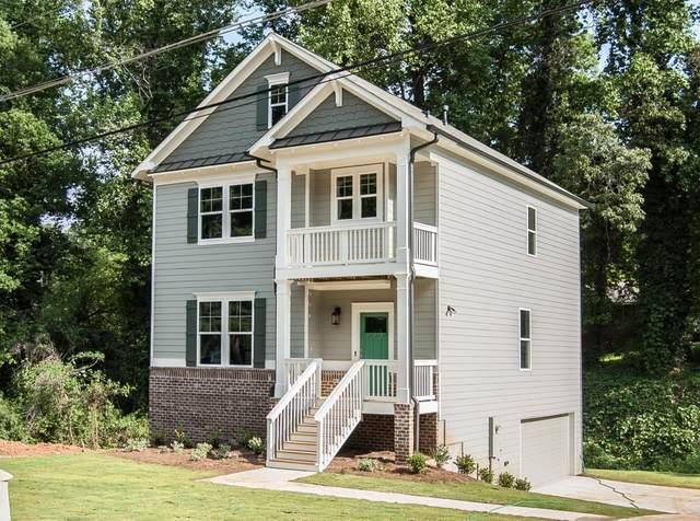 2057 Garden Circle, Decatur, GA 30032 (MLS #6735053) :: The Zac Team @ RE/MAX Metro Atlanta