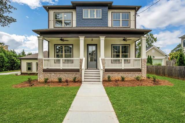 1316 Cambridge Avenue, East Point, GA 30344 (MLS #6735136) :: The Realty Queen & Team