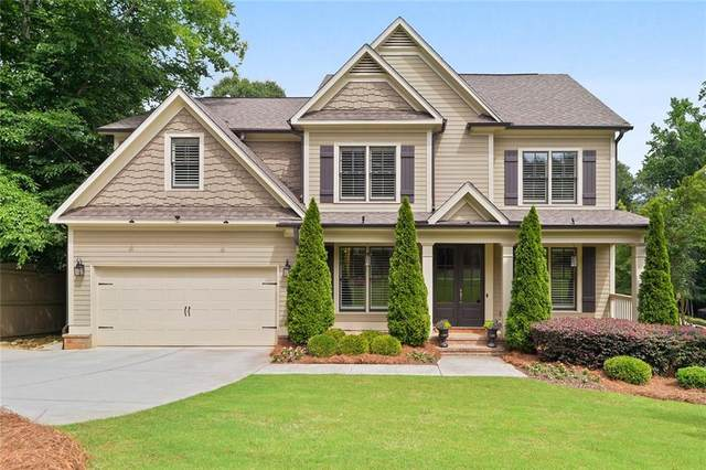 3646 Mill Creek Road NE, Brookhaven, GA 30319 (MLS #6735163) :: The Heyl Group at Keller Williams