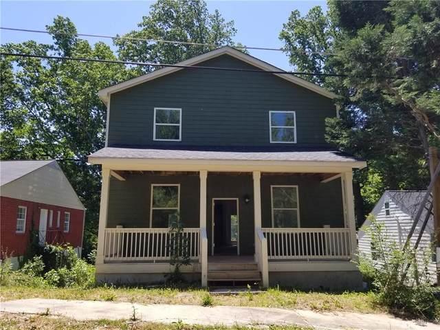 1356 Chambers Avenue, East Point, GA 30344 (MLS #6735183) :: North Atlanta Home Team
