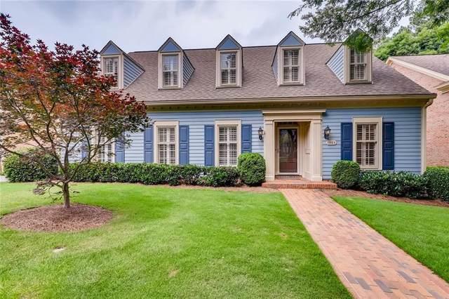 1823 Bedfordshire Drive, Decatur, GA 30033 (MLS #6735188) :: Tonda Booker Real Estate Sales