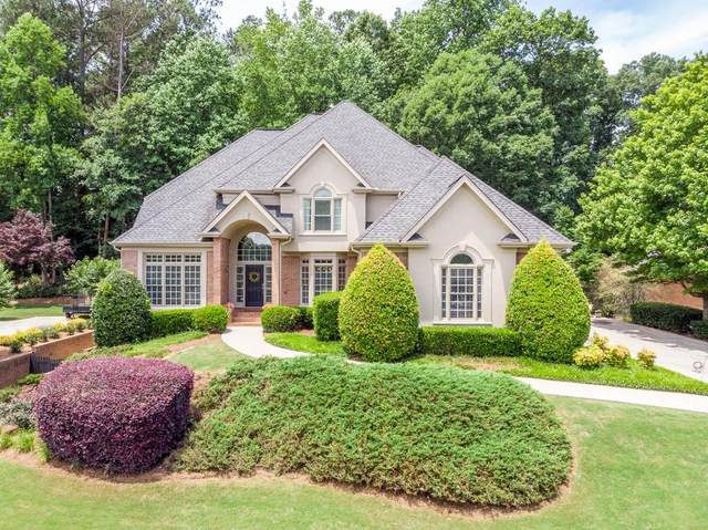 4134 Nobleman Point, Peachtree Corners, GA 30097 (MLS #6735200) :: The Cowan Connection Team
