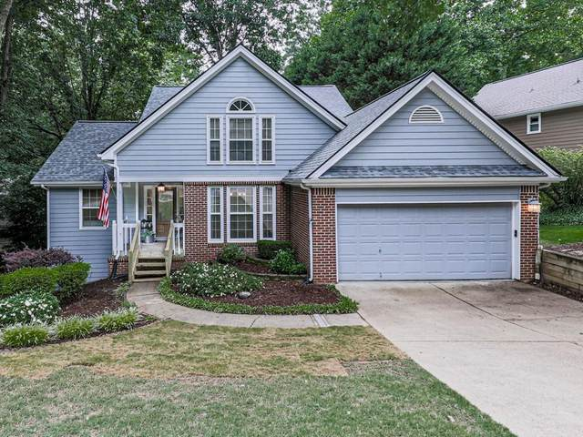 3702 Broken Arrow Lane, Woodstock, GA 30189 (MLS #6735236) :: The Heyl Group at Keller Williams
