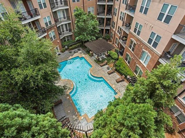 901 Abernathy Road #5220, Atlanta, GA 30328 (MLS #6735258) :: Thomas Ramon Realty