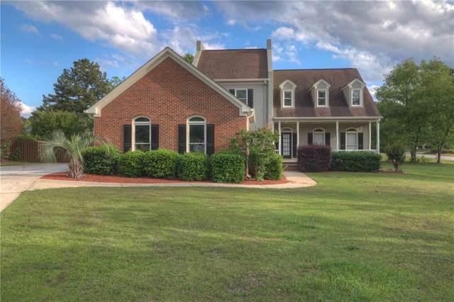 300 Richmond Circle, Jonesboro, GA 30236 (MLS #6735280) :: North Atlanta Home Team