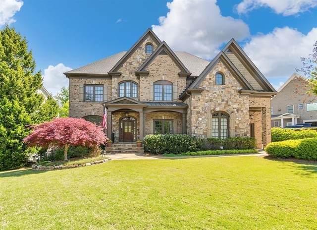 1348 Kilmarnock Point NW, Kennesaw, GA 30152 (MLS #6735378) :: North Atlanta Home Team