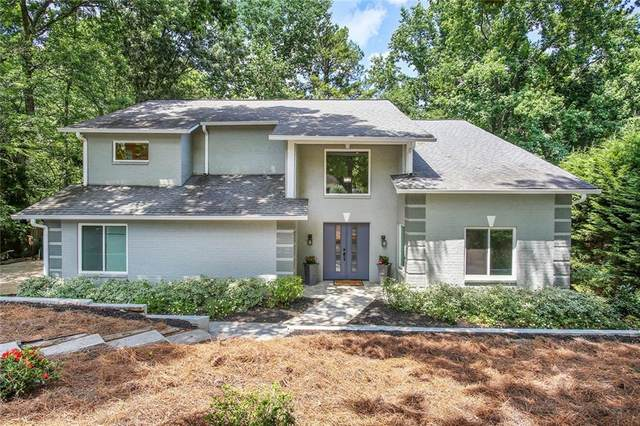 5140 Forest Run Trace, Johns Creek, GA 30022 (MLS #6735400) :: North Atlanta Home Team
