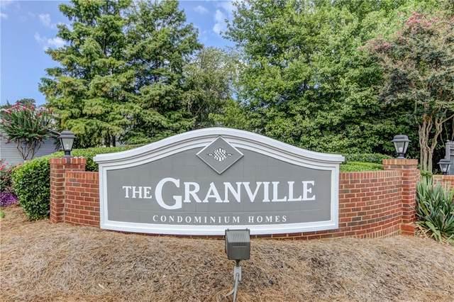 642 Granville Ct, Sandy Springs, GA 30328 (MLS #6735408) :: Tonda Booker Real Estate Sales