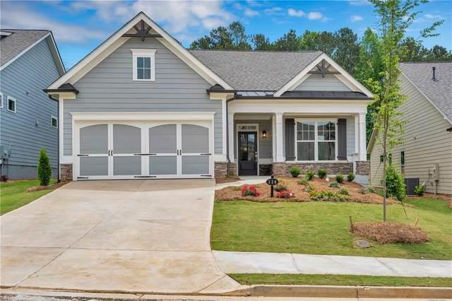 127 Fieldbrook Crossing, Holly Springs, GA 30115 (MLS #6735410) :: North Atlanta Home Team