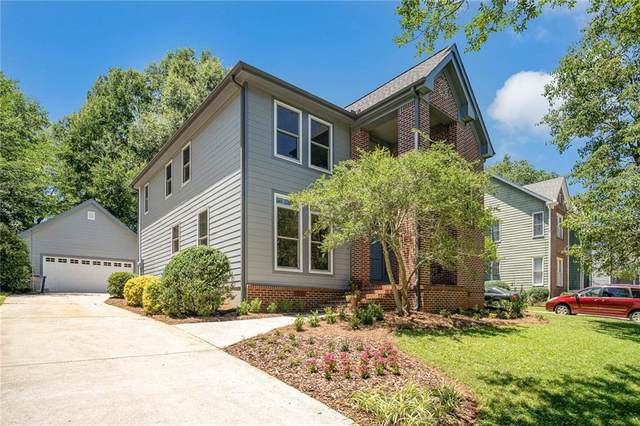 108 Kirk Crossing Drive, Decatur, GA 30030 (MLS #6735449) :: AlpharettaZen Expert Home Advisors