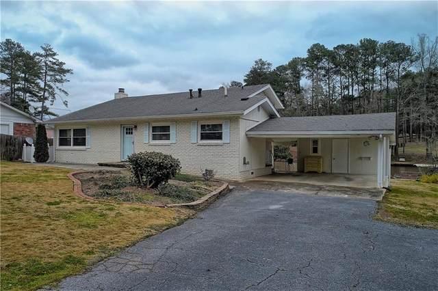 2778 Jodeco Dr Drive, Jonesboro, GA 30236 (MLS #6735455) :: Path & Post Real Estate