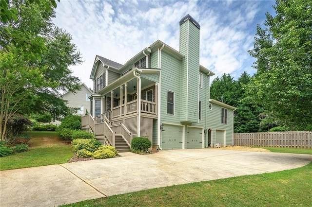 105 Arbor Hills Trail, Talking Rock, GA 30175 (MLS #6735466) :: RE/MAX Paramount Properties