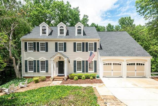 5041 Lake Terrace, Marietta, GA 30068 (MLS #6735531) :: North Atlanta Home Team