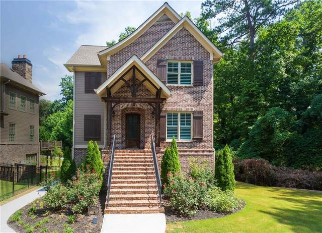2596 N Druid Hills Road NE, Atlanta, GA 30329 (MLS #6735608) :: North Atlanta Home Team