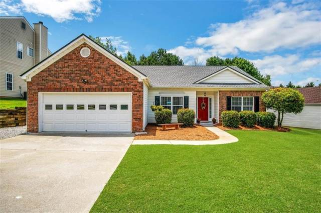 845 Johnson Mill Terrace, Sugar Hill, GA 30518 (MLS #6735651) :: The North Georgia Group