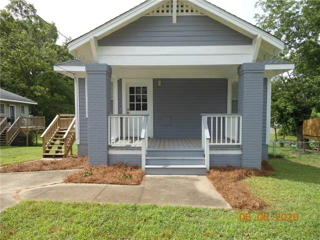 112 Parson Avenue, Bowdon, GA 30108 (MLS #6735704) :: Path & Post Real Estate