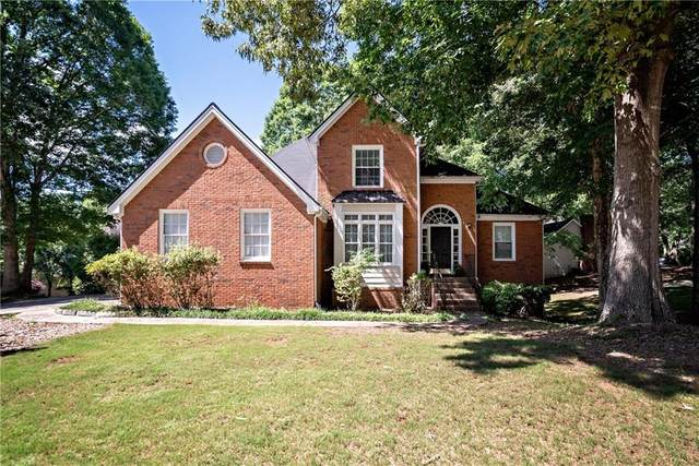 3614 Broken Arrow Drive, Woodstock, GA 30189 (MLS #6735718) :: The Heyl Group at Keller Williams