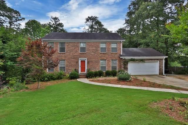 950 Woodmont Drive, Marietta, GA 30062 (MLS #6735758) :: The Hinsons - Mike Hinson & Harriet Hinson