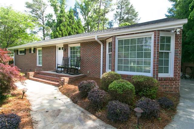 2701 Ashford Road NE, Brookhaven, GA 30319 (MLS #6735760) :: North Atlanta Home Team