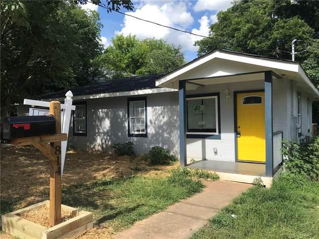 814 Humphries Street SW, Atlanta, GA 30310 (MLS #6735778) :: The Heyl Group at Keller Williams
