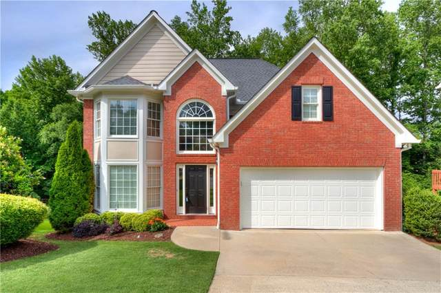 642 Overhill Drive, Woodstock, GA 30189 (MLS #6735902) :: The Heyl Group at Keller Williams