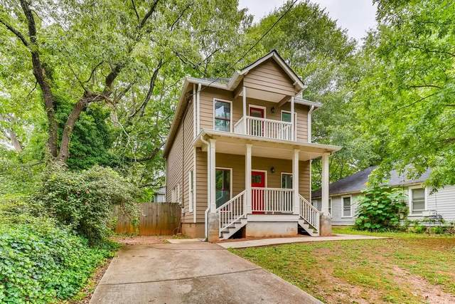1401 Beatie Avenue SW, Atlanta, GA 30310 (MLS #6735924) :: The Cowan Connection Team