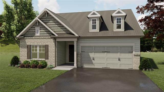 927 Newshaw Way, Lawrenceville, GA 30046 (MLS #6735957) :: RE/MAX Prestige