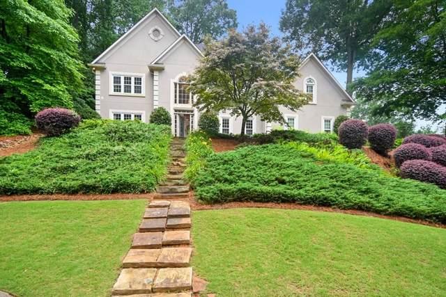 974 Forest Pond Circle, Marietta, GA 30068 (MLS #6735961) :: KELLY+CO