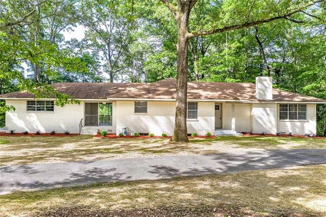 3099 Highway 212 SW, Conyers, GA 30094 (MLS #6736004) :: The Cowan Connection Team