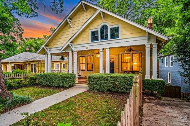 833 Charles Allen Drive NE, Atlanta, GA 30308 (MLS #6736094) :: The Hinsons - Mike Hinson & Harriet Hinson
