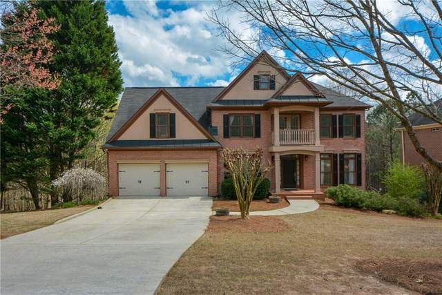 3373 Glen Devon Lane, Berkeley Lake, GA 30096 (MLS #6736113) :: North Atlanta Home Team