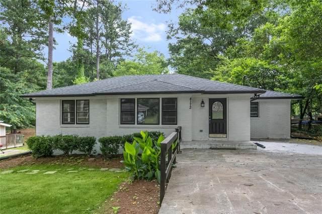 4172 Gunter Drive, Forest Park, GA 30297 (MLS #6736116) :: North Atlanta Home Team