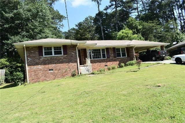 3896 Castle Tree Court, Stone Mountain, GA 30083 (MLS #6736162) :: The Zac Team @ RE/MAX Metro Atlanta